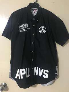 Aape Button Shirt