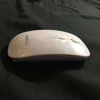 無線藍芽滑鼠 似 Apple 滑鼠 薄