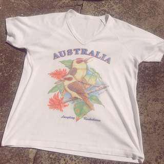Vintage 70s Australiana top 10/12