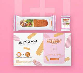 Moshu Nourishment Meal Replacement 1+1
