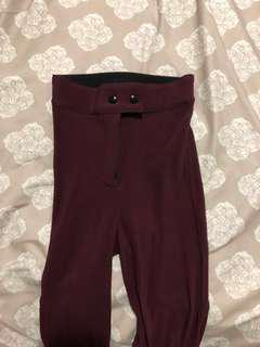 American apparel XS riding pants
