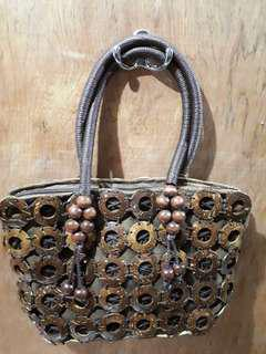 Native design handbag from Thailand