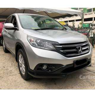 2014 Honda CR-V 2.0 (A) One Owner