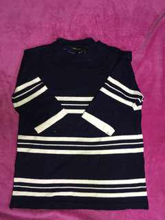 Striped Top SM Woman