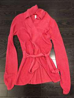 Lululemon Sweater Cardigan - size 6