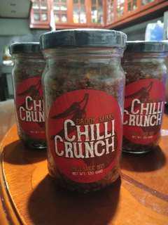 Daddy Mikks Chili Crunch