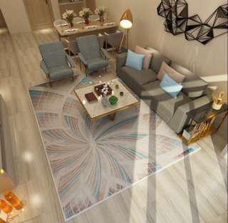 Carpet Modern Abstract