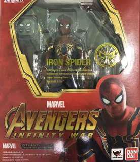 S.h figuarts iron Spider-Man - japan