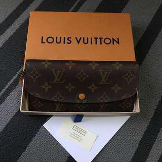 *RESERVED* Louis Vuitton LV Emilie Wallet