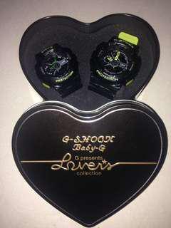 G-Shock Couple