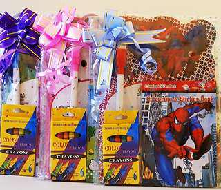 Goodie bag, goody bag, children's day, cartoon packs, Xmas, Christmas