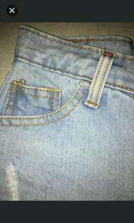 Jeans ripped 29