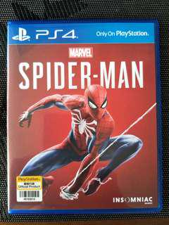 PS4 SPIDER-MAN FROM BUNDLE SET