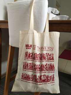 Muji Shoulder / Tote Bag