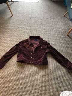Princess highway cord jacket price reduced