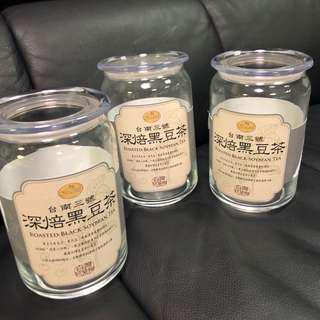 🚚 玻璃密封罐  食物食材保存罐全新未用過 台南黑豆水附贈