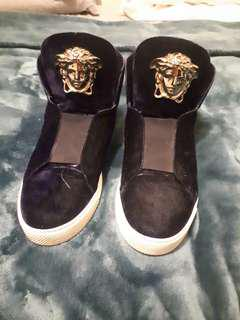 Used Versace shoes size 13