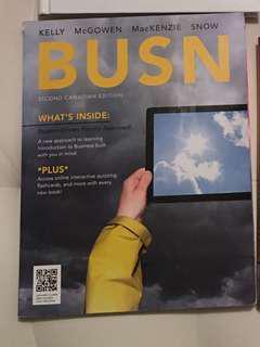 Textbook for BSM100 & BSM 200