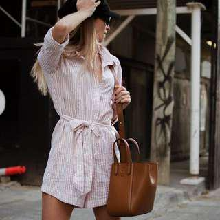 Glassons - long sleeve playsuit