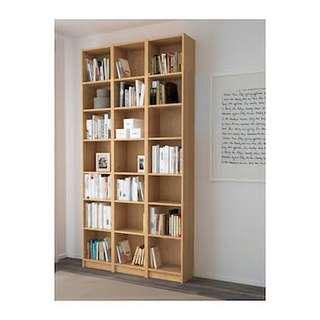 IKEA Billy bookcases 宜家billy 書櫃