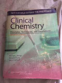 Clinical Chemistry 7th Edition by Bishop (Medical Technology Book)