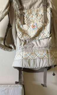 Used Ergobaby Carrier organic selling for $20