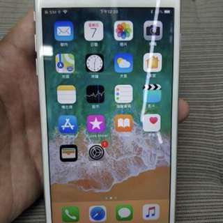iphone6s plus 128g silver