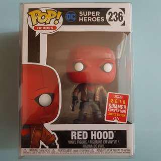 [September 2018 • Week 2] Funko POP! DC Super Heroes - Red Hood
