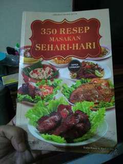 350 resep masakan sehari hari