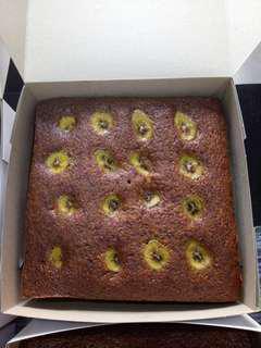 Kek Pisang / Moist Banana Cake