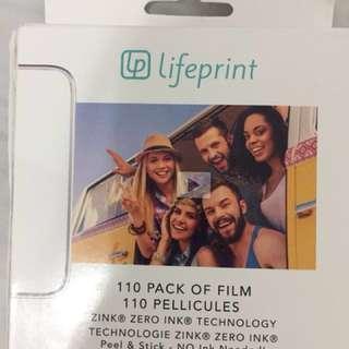 Lifeprint pack of films