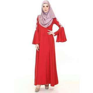 🚚 ALURA BELL dress abaya abayah jubah juba jubbah jubbah