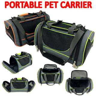 TPE047 Fashion Pet Shoulder Sling Portable Carrier For Dogs & Cats
