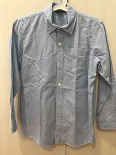 Gap kids long sleeves denim shirt age 10