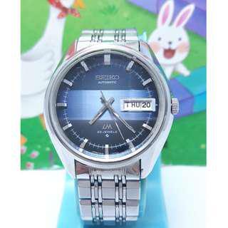 日本原裝SEIKO精工LM星期日期顯示,原裝龍頭,原裝錶帶.不鏽鋼自動上鍊機械男錶