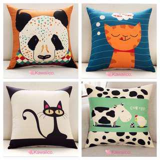 🚚 ✨ Kawaii Cushion covers