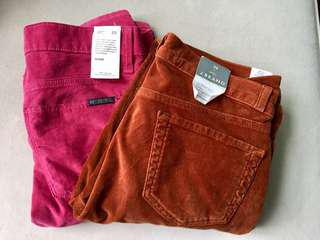 NWT Jbrand and Hudson Jeans