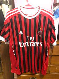 Authentic adidas AC Milan Soccer Jersey