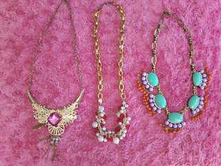Take All : Necklaces