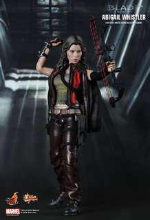 Hot Toys Jessica Biel Blade Trinity: Abigail Whistler