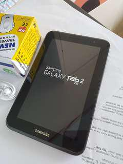 Samsung tab 2. Wifi only