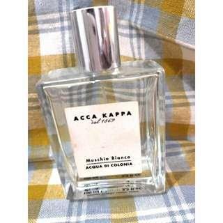 🚚 【二手】ACCA KAPPA 香水(含瓶身)