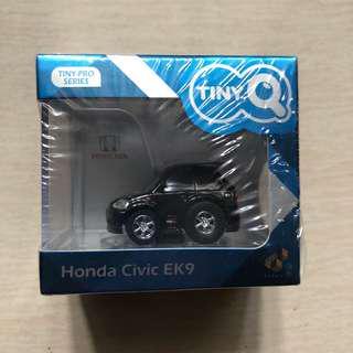 Tiny Q Honda Civic EK9 Starlight Black Pearl