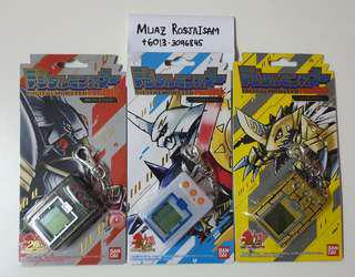 Digimon Digital Monster Vpet Ver.20th