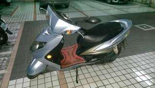 2010/10 勁戰二代 噴射版 125