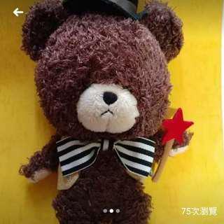 thr bears school 讀書熊 學校小熊  小熊學校 公仔