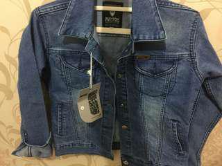 Jeans jacket #mauiphoneX