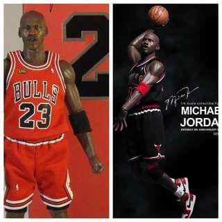 Enterbay Michael Jordan Bundle