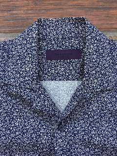 The Executive Floral shirt not uniqlo topman zara hm vans