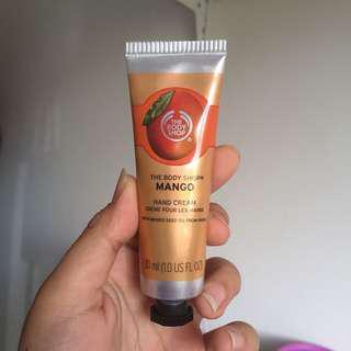 Hand Cream The Body Shop (MANGO)